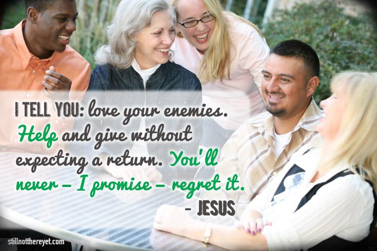 Luke 6:35