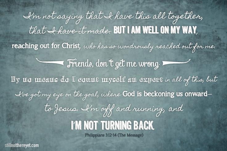 Phil. 3:12-14