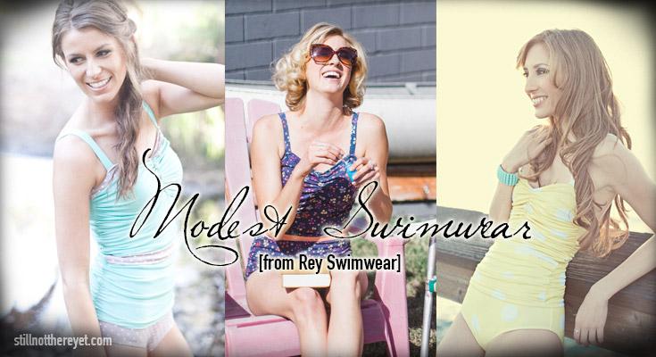 Modest, beautiful swimwear from Divinita Sole