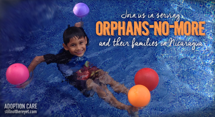 Join us support orphans-no-more and their families