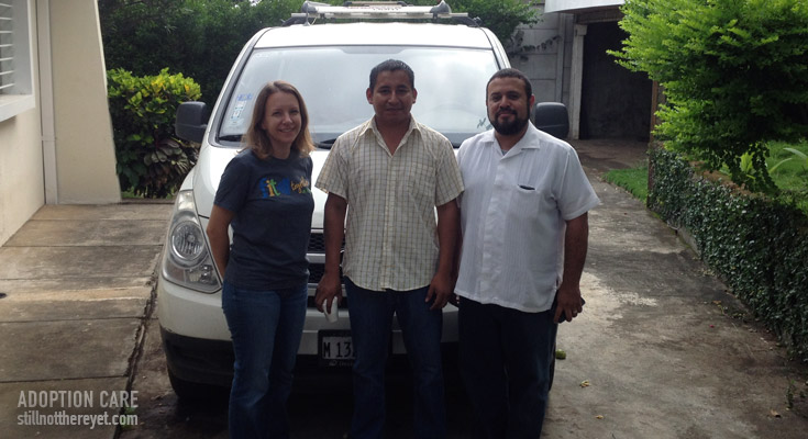 FIT Nicaragua - Full time driver
