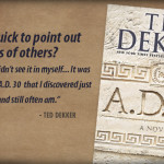 Book Review: A.D. 30