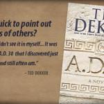 Book Review: A.D. 30