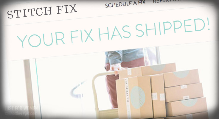 Your Stitch Fix Has Shipped!