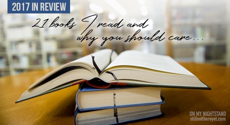 2017 Book Reviews