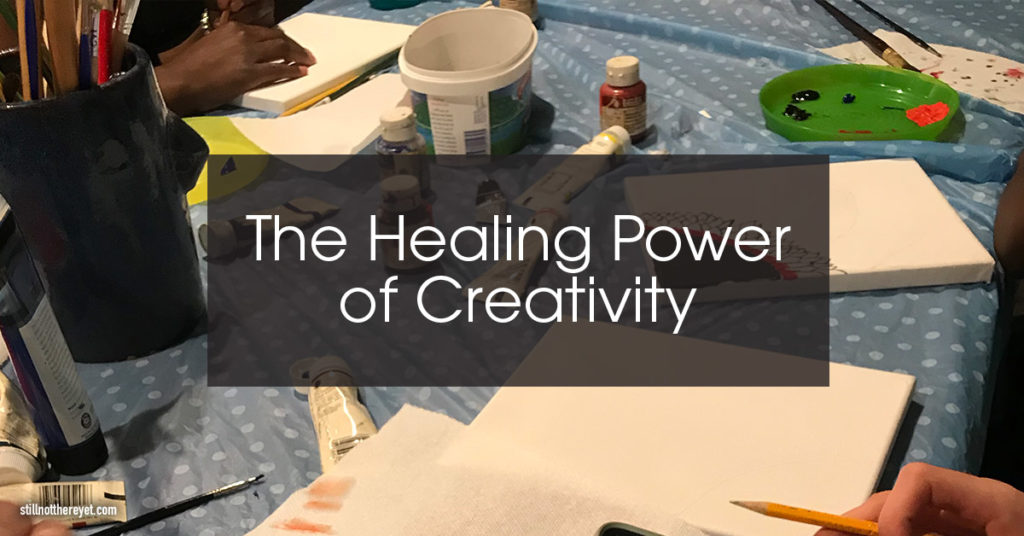 The Healing Power of Creativity