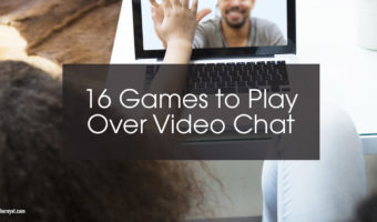 16 Games You Can Play Over Video Chat