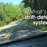 Noticing drift-detection systems in the car and my life